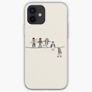 Stranger Things: The Acrobats and the Fleas iPhone Soft Case RB3004product Offical Stranger Things Merch