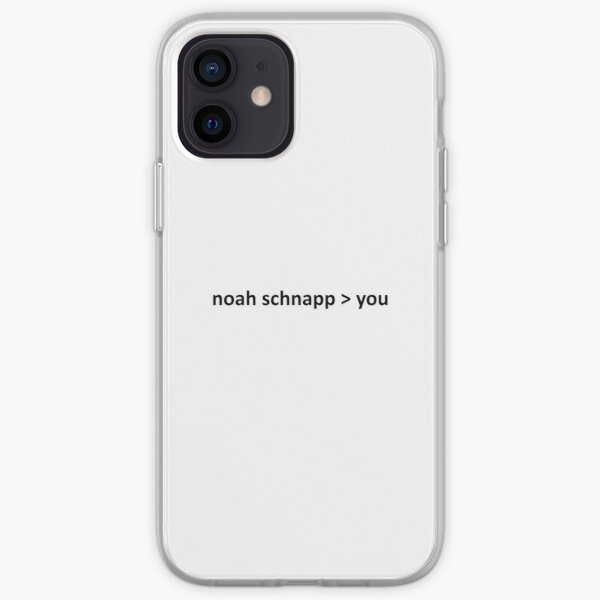 noah schnapp is better than you iPhone Soft Case RB3004product Offical Stranger Things Merch