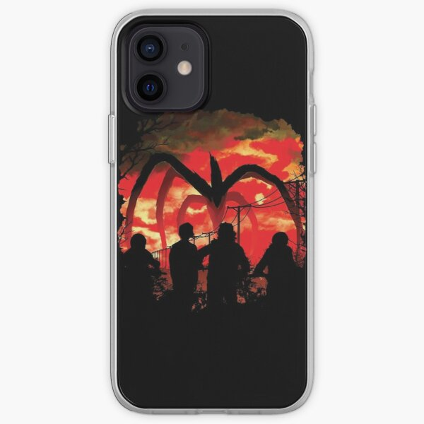 Stranger Things 2  iPhone Soft Case RB3004product Offical Stranger Things Merch