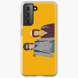 Dustin and Steve Design  Samsung Galaxy Soft Case RB3004product Offical Stranger Things Merch