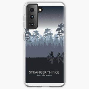 Stranger Things Tribute Art Samsung Galaxy Soft Case RB3004product Offical Stranger Things Merch