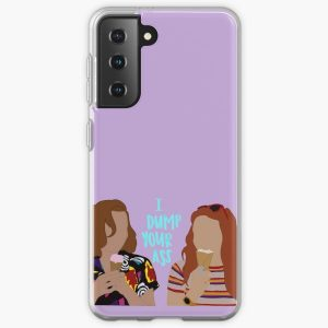 Best of Species - I Dump Your Ass  Samsung Galaxy Soft Case RB3004product Offical Stranger Things Merch
