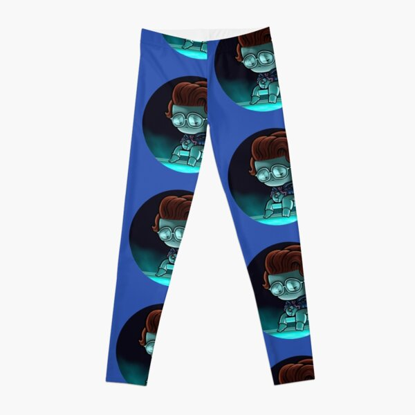 Lonely Barb Leggings RB3004product Offical Stranger Things Merch