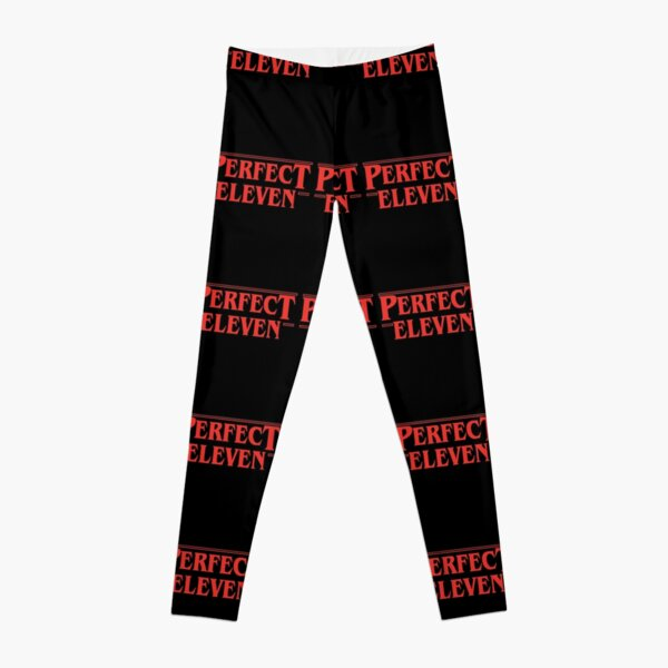 Perfect Eleven Leggings RB3004product Offical Stranger Things Merch