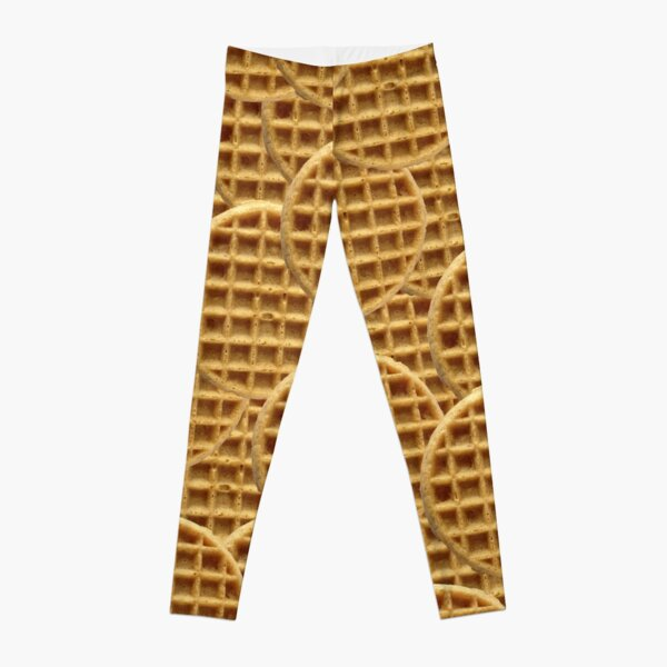 Waffle Pattern Leggings RB3004product Offical Stranger Things Merch