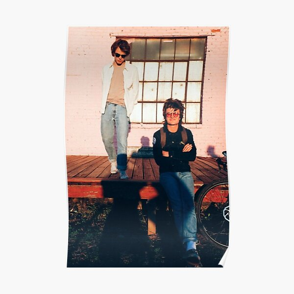 joe keery x charlie heaton Poster RB3004product Offical Stranger Things Merch