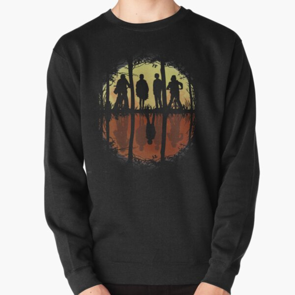 Friends Don't Lie -Eleven, Stranger Things Pullover Sweatshirt RB3004product Offical Stranger Things Merch