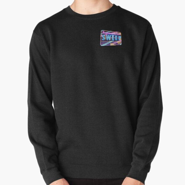 super market sweep Pullover Sweatshirt RB3004product Offical Stranger Things Merch