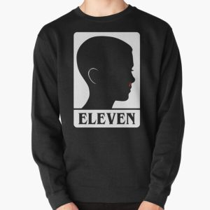 Eleven Pullover Sweatshirt RB3004product Offical Stranger Things Merch
