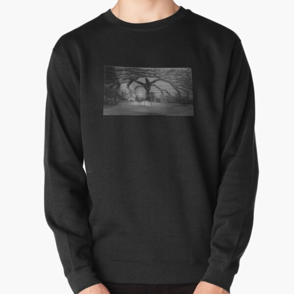 The Mind Flayer Drawing - Stranger Things 2 Pullover Sweatshirt RB3004product Offical Stranger Things Merch