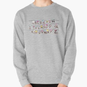 Stranger Things Ouija Leads Pullover Sweatshirt RB3004product Offical Stranger Things Merch