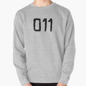 011 - Eleven Tattoo Design (Stranger Things) Pullover Sweatshirt RB3004product Offical Stranger Things Merch