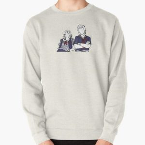 Scoops Crew Pullover Sweatshirt RB3004product Offical Stranger Things Merch