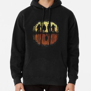 Friends Don't Lie -Eleven, Stranger Things Pullover Hoodie RB3004product Offical Stranger Things Merch