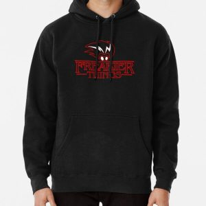 Freakier Things Pullover Hoodie RB3004product Offical Stranger Things Merch