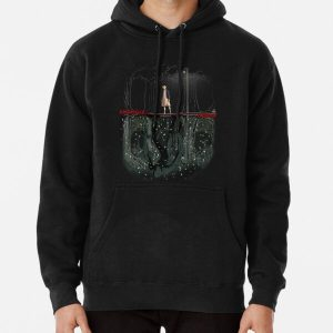 Upside down Pullover Hoodie RB3004product Offical Stranger Things Merch