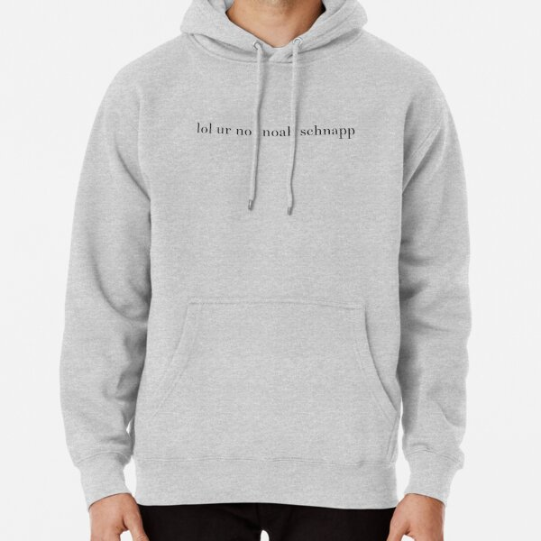 lol ur not noah schnapp Pullover Hoodie RB3004product Offical Stranger Things Merch