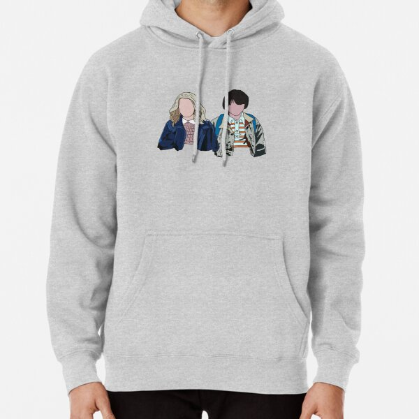 Turn Back Pullover Hoodie RB3004product Offical Stranger Things Merch