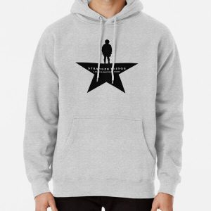 It's Stranger Uptown Pullover Hoodie RB3004product Offical Stranger Things Merch