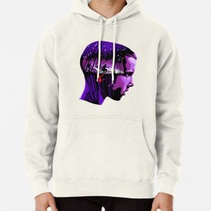 Stranger Things Eleven Pullover Hoodie RB3004product Offical Stranger Things Merch