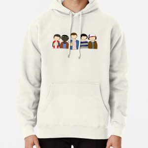Stranger Things Pullover Hoodie RB3004product Offical Stranger Things Merch
