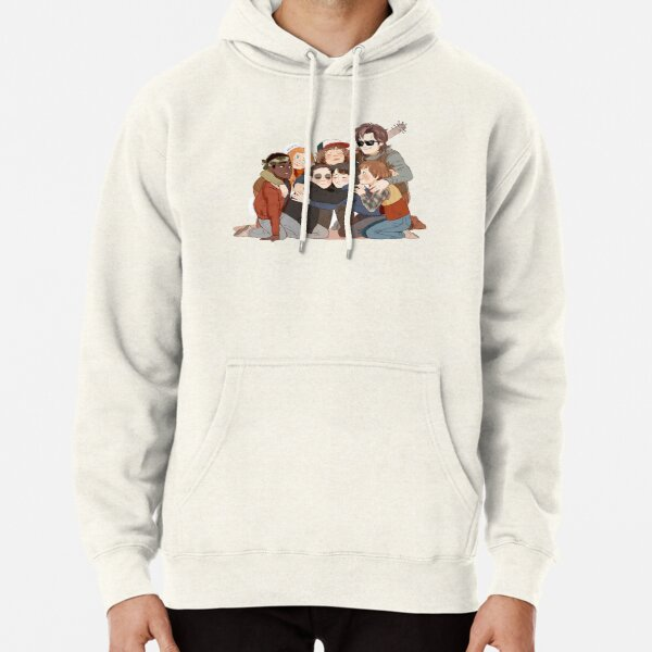 big hug Pullover Hoodie RB3004product Offical Stranger Things Merch
