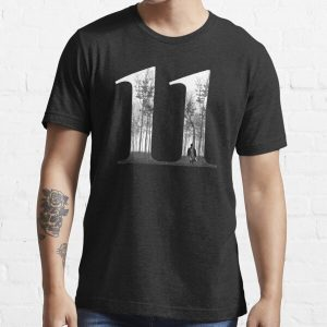 Eleven Essential T-Shirt RB3004product Offical Stranger Things Merch