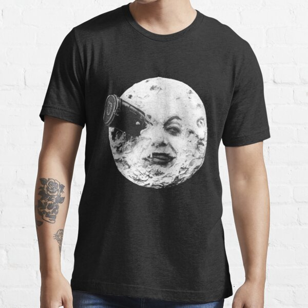 moon Essential T-Shirt RB3004product Offical Stranger Things Merch