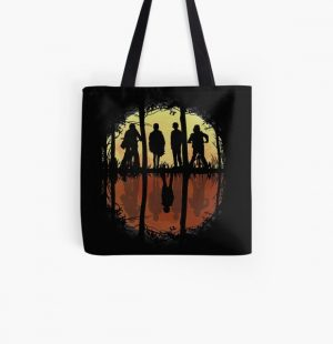Friends Don't Lie -Eleven, Stranger Things All Over Print Tote Bag RB3004product Offical Stranger Things Merch