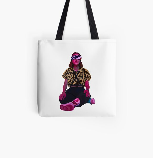 Stranger Things Eleven All Over Print Tote Bag RB3004product Offical Stranger Things Merch
