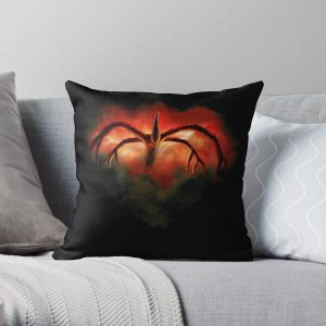The Mind Flayer Stranger T-Shirt Throw Pillow RB3004product Offical Stranger Things Merch