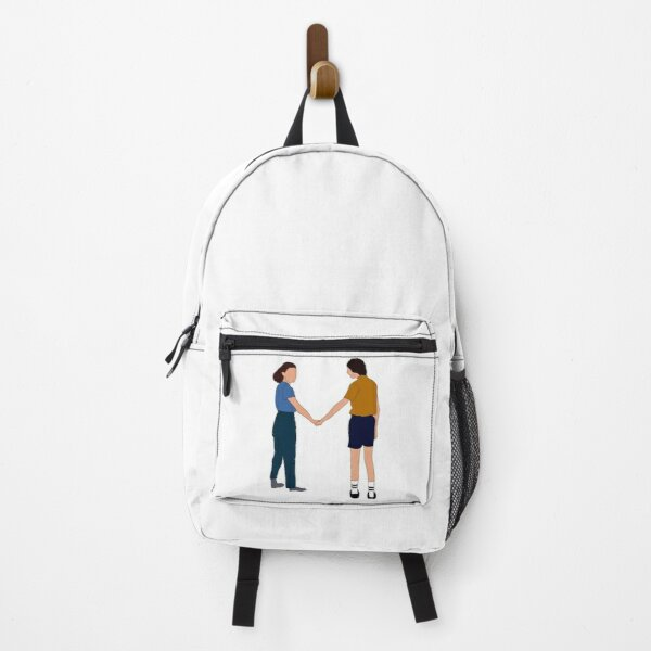 mike and eleven!! Backpack RB3004product Offical Stranger Things Merch