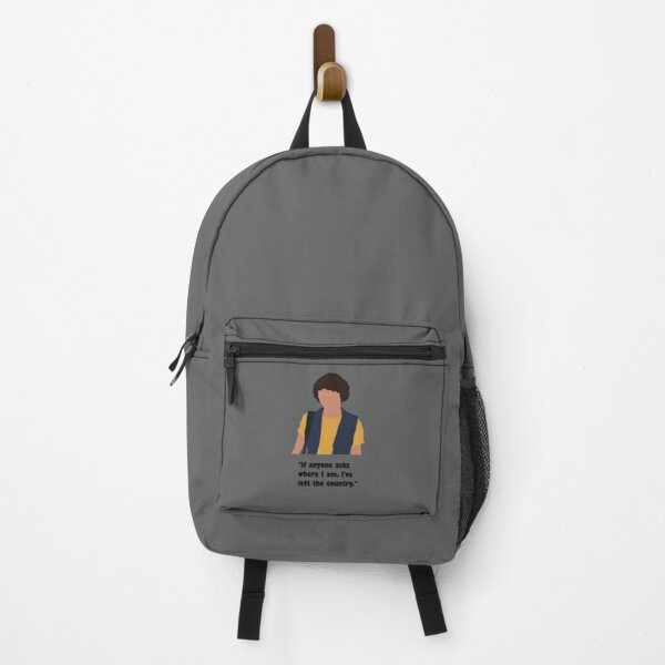 Mike Backpack RB3004product Offical Stranger Things Merch