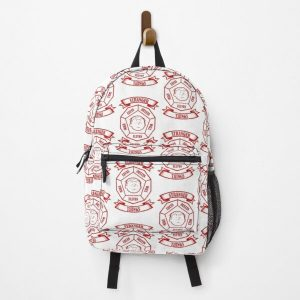 STRANGER THINGS 3: ELEVEN PEANUTS (WHITE) GRUNGE STYLE Backpack RB3004product Offical Stranger Things Merch