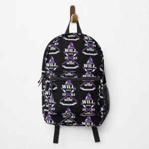 STRANGER THINGS 3: WILL THE WISE (GRUNGE STYLE) Backpack RB3004product Offical Stranger Things Merch