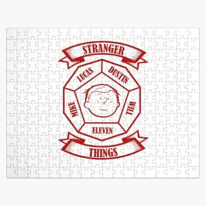 STRANGER THINGS 3: ELEVEN PEANUTS (WHITE VERSION) Jigsaw Puzzle RB3004product Offical Stranger Things Merch