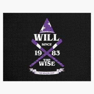 STRANGER THINGS 3: WILL THE WISE (GRUNGE STYLE) Jigsaw Puzzle RB3004product Offical Stranger Things Merch
