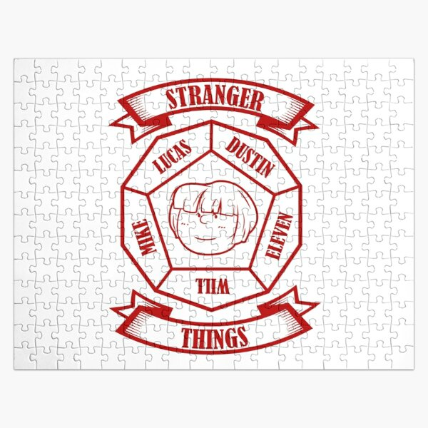 STRANGER THINGS 3: WILL PEANUTS (WHITE VERSION) Jigsaw Puzzle RB3004product Offical Stranger Things Merch