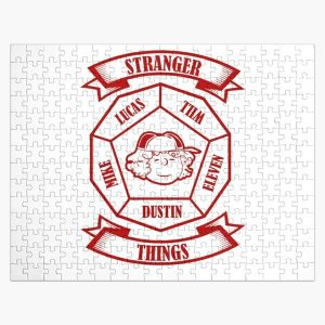 STRANGER THINGS 3: DUSTIN PEANUTS (WHITE VERSION) Jigsaw Puzzle RB3004product Offical Stranger Things Merch
