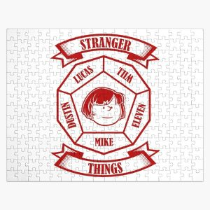 STRANGER THINGS 3: MIKE PEANUTS (WHITE VERSION) Jigsaw Puzzle RB3004product Offical Stranger Things Merch