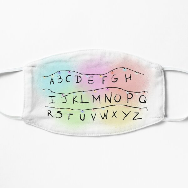 Joyce Byers Wall Flat Mask RB3004product Offical Stranger Things Merch